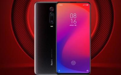 卢伟冰换新手机 红米首款双模5G双挖孔屏手机K30来了