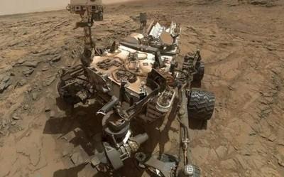 外媒:NASA好奇号在火星上发现了有规律的氧气活动