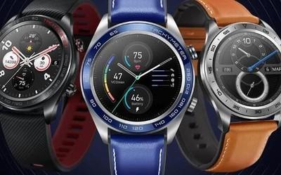 荣耀魔法手表2设计曝光 46mm版本/操作还有新花样