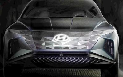 現代Vision混動跨界SUV概念車推出 將亮相洛杉磯車展