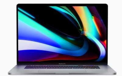16英寸MacBook Pro正式发布 超窄屏幕边框/18999元起