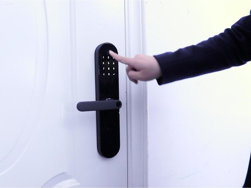 Aqara智能門鎖N100實測 多種開鎖方式守護家中安全