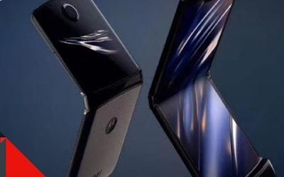 不止是Motorola RAZR折叠手机 联想明日官宣折叠新品