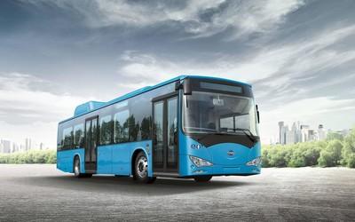 比亚迪拿下美洲地区最大纯电大巴订单 2020年交付