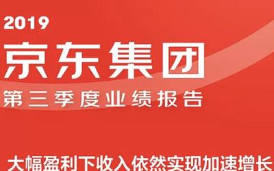 一张图看懂京东2019年Q3财报 核心业绩远超市场预期
