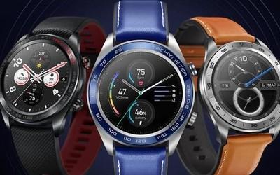 荣耀魔法手表2真机曝光 颜值颇高或与V30共同发布