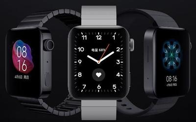 小米手表明日正式開售 1299元就能夠在手表上聊微信