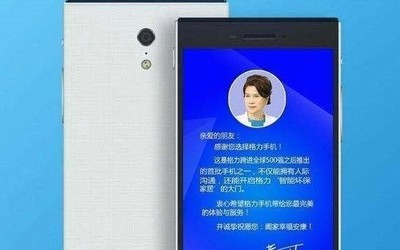 格力望靖东:想在5G起点做些准备 格力折叠屏手机来了?