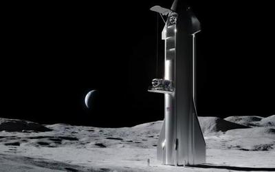 美国登月:NASA将联手SpaceX/蓝色起源和更多伙伴