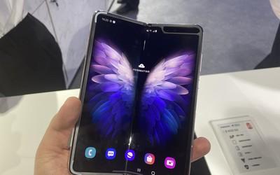 三星W20 5G正式发布 电信首款高端折叠屏5G新机问世