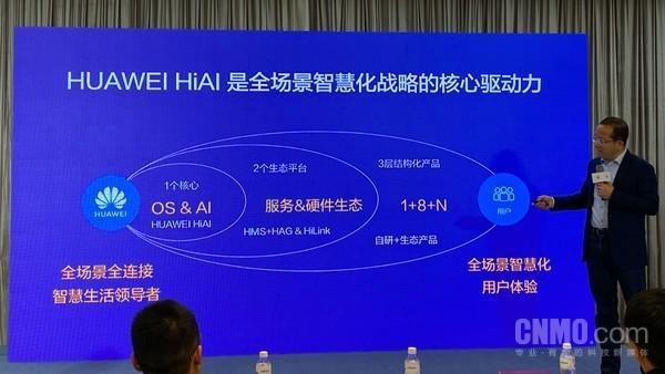HUAWEI HiAI 3.0正式发布 一张 简单了解亮点和突破