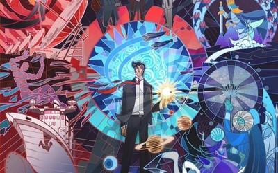 《三体》漫画11月23日上线 三体人的真面貌要揭露了?