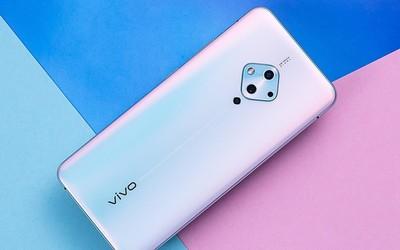 vivo S5自拍效果出色 绝对会让你成为朋友圈的焦点!
