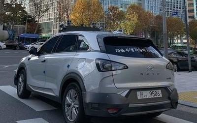 研發城市自動駕駛 現代與首爾市政府交換合作備忘錄