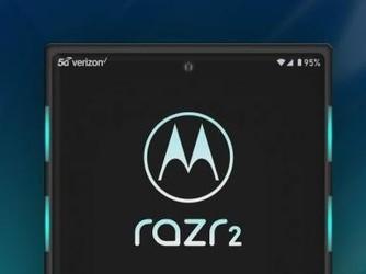 更科幻 摩托罗拉Razr 2折叠手机曝光 有20种手势操作