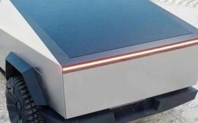 特斯拉皮卡选配增加太阳能车顶 可增加15英里续航里程