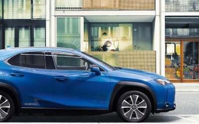雷克萨斯首款电动汽车将优先在中国和欧洲上市!
