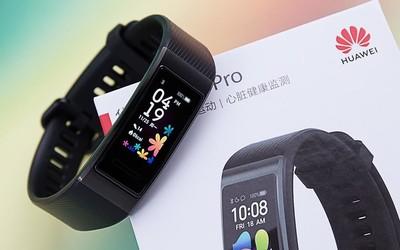 """華為手環4 Pro評測 :""""行業最強手環""""究竟Pro在何處"""