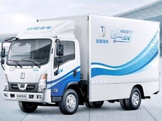 吉利汽车联合韩国企业 中小型电动卡车将进军韩国