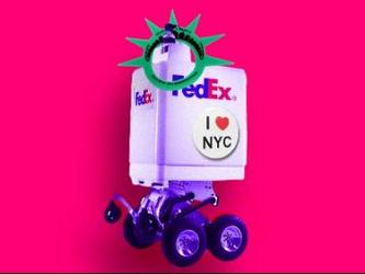 纽约市长:再让我看到这些送货机器人我就给你扣了