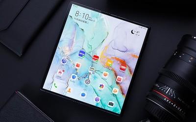 """华为Mate X折叠屏手机评测:用创新让科技变得""""柔软"""""""