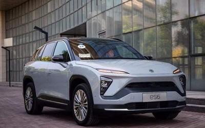 蔚来12月28日发布新车型 ES6星空蓝即日起开启预售
