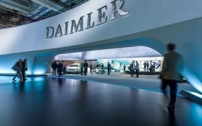 戴姆勒计划裁员1万人 人力成本将减少大约15亿美元