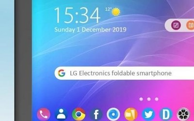 LG全新折叠屏专利再次曝光 明年CES我们能看到吗?