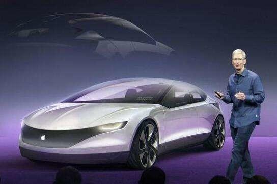 驾驶再无盲点区 苹果再发 自动驾驶汽车侧视镜专利