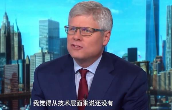 高通CEO谈中国5G发展 中国5G建设方面值得肯定