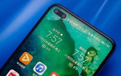 打孔屏成未来全面屏手机发展方向 荣耀总裁赵明笑了