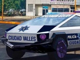 墨西哥警方预订15辆吉林快三注册_信誉网投ybertruck 一部分将用做垃圾车