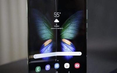 三星電子:專利成現實 正在為Galaxy Fold搭載S手寫筆