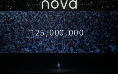 华为nova6 5G正式发布 开启年轻人5G潮流新时代