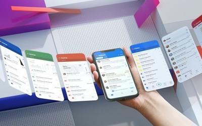 微软重新设计了移动版Office App 可以大声朗诵邮件