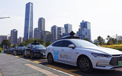 AutoX在加州开始申请测试腾讯分分彩 万为漏洞自动驾驶无人车测试许可