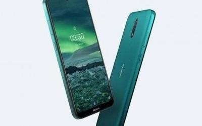 Nokia 2.3正式發布 水滴屏/大電池/2GB運存/約850元