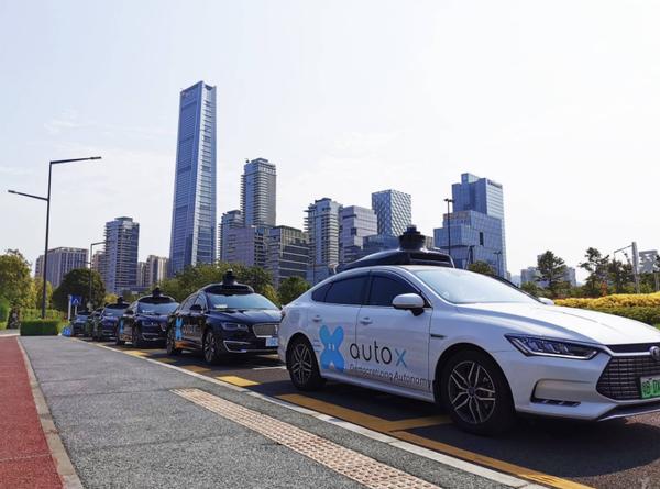 AutoX在加州开始申请测试自动驾驶无人车测试许可