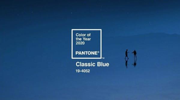 2020年度代表色是经典蓝 你准备好用蓝色的手机了吗