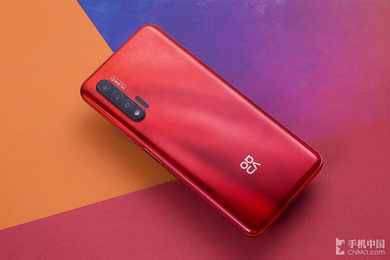 华为nova6 5G图赏:年轻人的首款5G潮流自拍旗舰