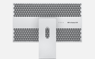 地表最强显示器Pro Display XDR开售 39999元征服双眼
