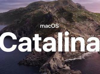 "macOS Catalina 10.15.2发布:这次修复了一筐""小问题"""