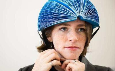 共享单车初创公司推出打折服务 只要你带头盔就打8折