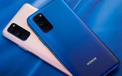 荣耀首款5G手机今日开卖 支持双模5G网络/3899元起