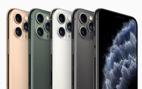 苹果2020年要发7款新iPhone 其中只有三款5G手机