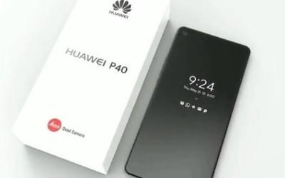 华为P40再曝光 120Hz屏幕刷新率 6400万徕卡五摄