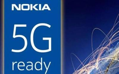 诺基亚5G FDD终端设备将于2020年上市 可支持DSS