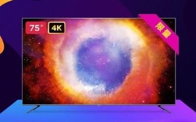 小米电视双12热榜出炉 跟着大家买准没错 最高省3000