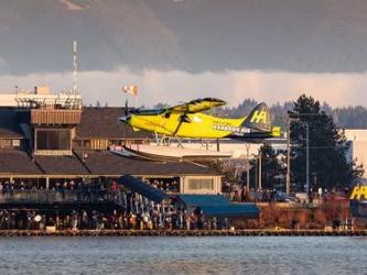 空中运输的未来 世界首架纯电动飞机完成试飞任务