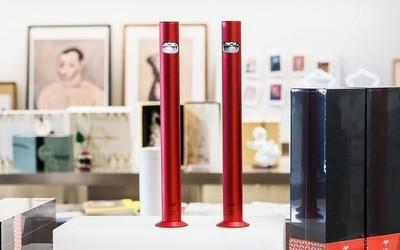 Jya新光臺燈紅色限定款發布:圣誕專屬的美學禮贈